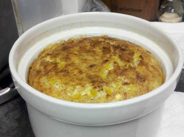 Susan's Corn Pudding Recipe