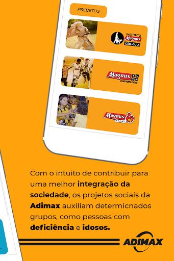 Capturas de pantalla de Adimax 4