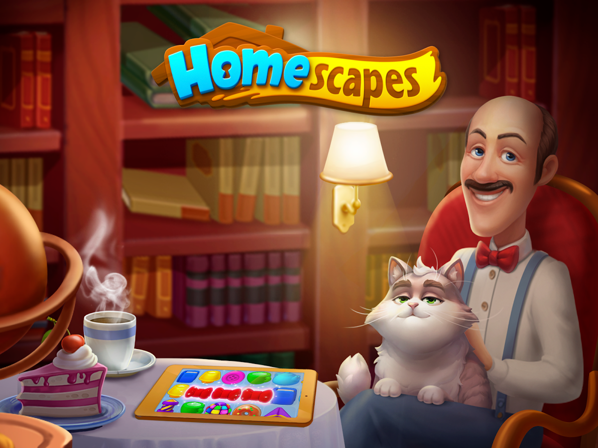 Homescapes- screenshot