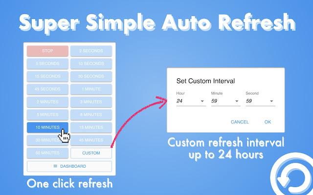 Super Simple Auto Refresh