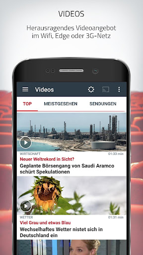 ntv Nachrichten 6.2.0.3 screenshots 6