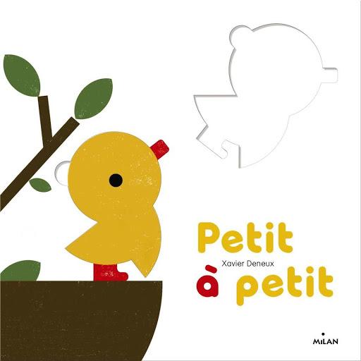Petit à Petit - Illustration Xavier Deneux - Editions Milan