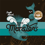 Cerebral Here Be Monsters - Single Barrel Select (Mr. Bs)