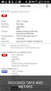 Sky MET - Aviation Meteo- screenshot thumbnail