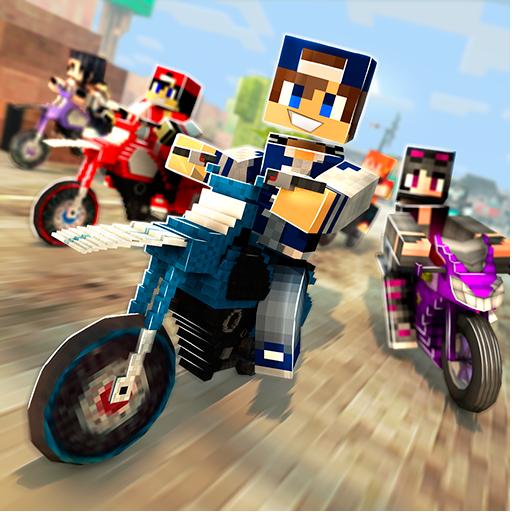 Download Dirtbike Survival Block Motos - Motorcycle Racing