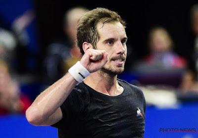 Richard Gasquet, Kei Nishikori, Daniil Medvedev et Denis Shapovalov se sont qualifiés pour les demi-finales du tournoi ATP de Tokyo
