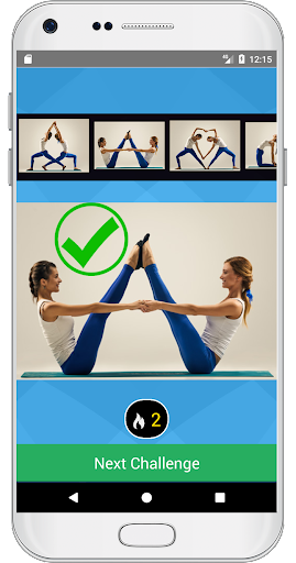 Yoga Challenge App 149.0 screenshots 1