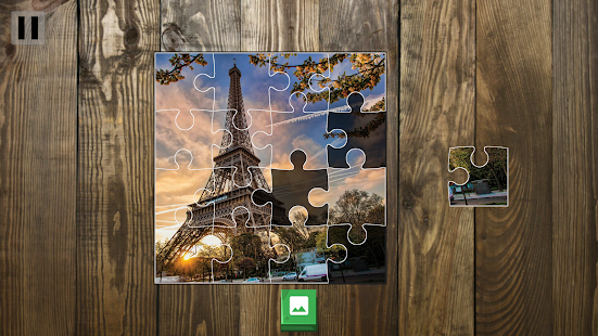European landscapes jigsaw puzzle - náhled