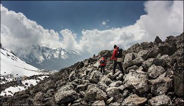 Photo: Nepal Saga - Through the Rocks