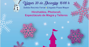 El programa navideño arrancará en Huércal-Overa con el desfile Bienvenida Navidad