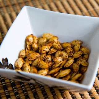 Chipotle Toasted Pumpkin Seeds