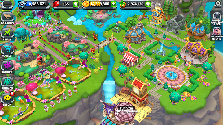 Dragonvale world review