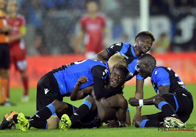 Fameuze opsteker voor Club Brugge richting de clash met Anderlecht