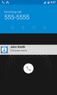 CRM Call tracker- screenshot thumbnail