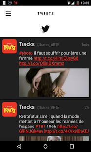 Tracks - ARTE Capture d'écran