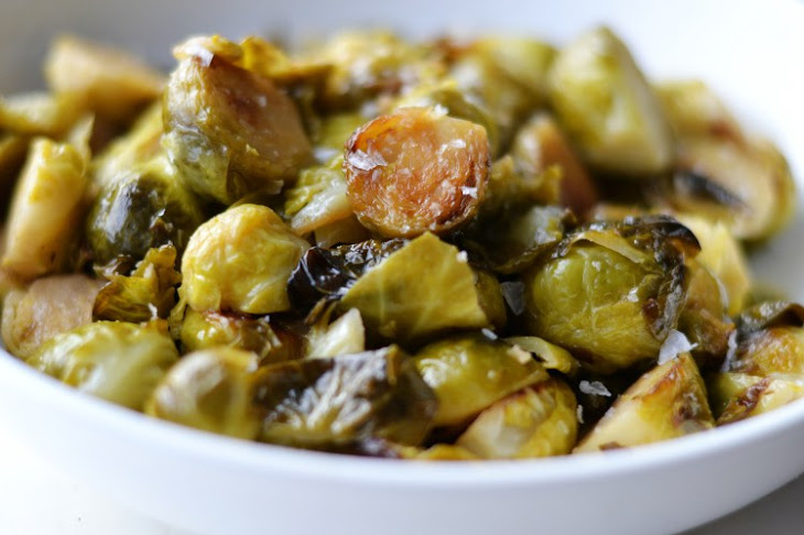Salt and Vinegar Instant Pot Brussel Sprouts (AIP/Paleo/Whole30) Recipe