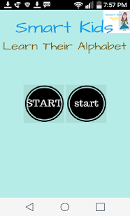 Smart Kids Learn Their Alphabet- screenshot thumbnail