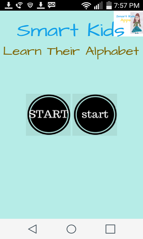 Smart Kids Learn Alphabet- screenshot