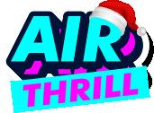 Air Thrill Christmas Logo