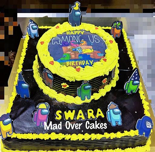 Mad Over Cakes menu 5