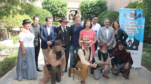 El Almería Western Film Festival presenta su VIII edición