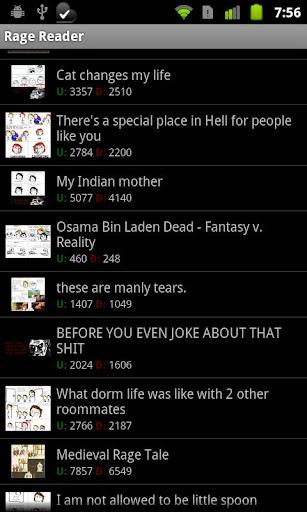 Rage Comics Reader screenshot 7