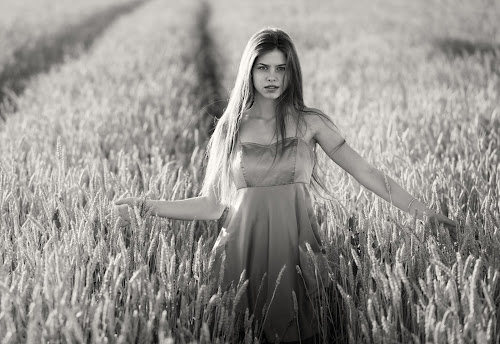 by Ivelin Zhelyazkov - Black & White Portraits & People