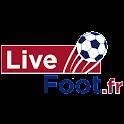 Live foot actualité en direct icon