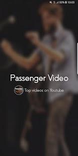 Passenger Video - náhled