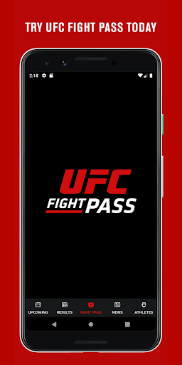 UFC screenshot 6