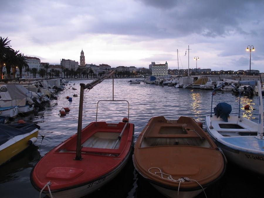 Split by Bozidarka Scerbe Haupt - Travel Locations Landmarks