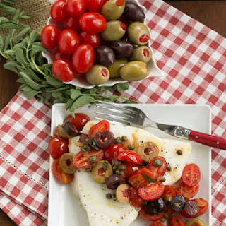 Sea Bass Tomatoes Capers Recipes