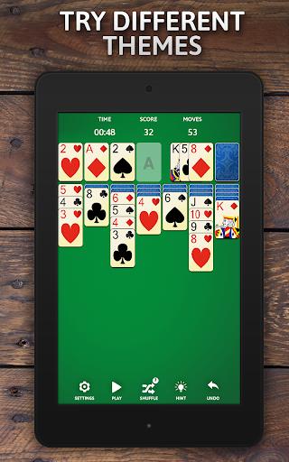 Solitaire Classic Era - Classic Klondike Card Game screenshots 8