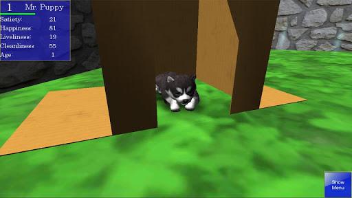 Cute Pocket Puppy 3D 1.2.2.3 screenshots 15