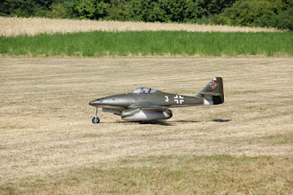 Photo: Messerschmitt Me 262