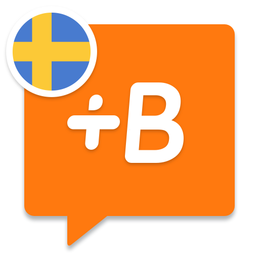 Babbel - Learn Swedish Icon