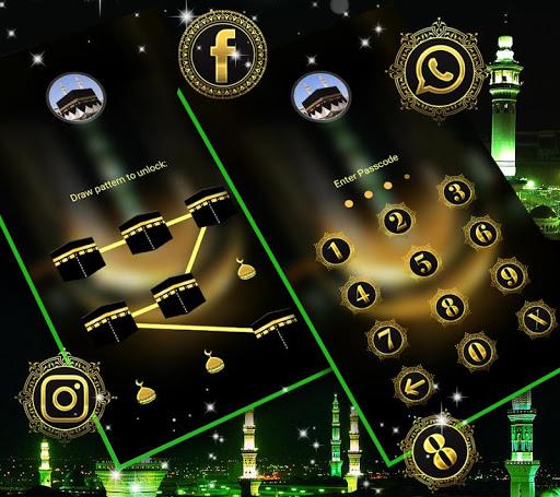 Makka Madina Launcher Theme 1.4 screenshots 4