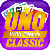 uno with friends classic