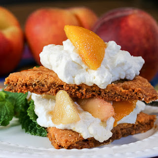 Pretty as a Peach Shortcake (Gluten-Free)