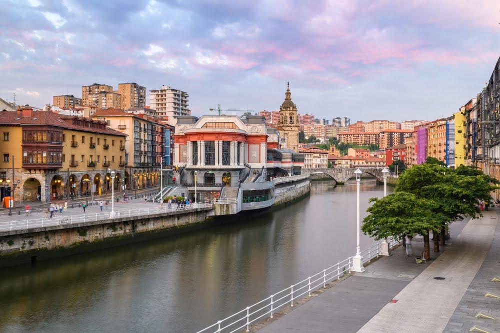 Mercado de La Ribera Bilbao