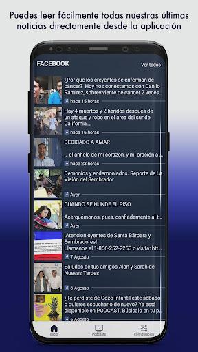 radio nueva vida screenshot 3