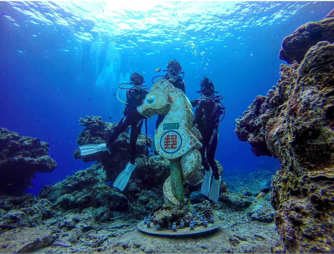 石朗潛水區