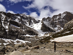 Photo: At the base of Longs Peak