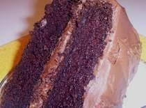 County Fair Chocolate Cake