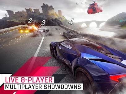 Asphalt 9: Legends – 2018's New Arcade Racing Game 8