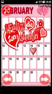 Amor de San Valentin - náhled