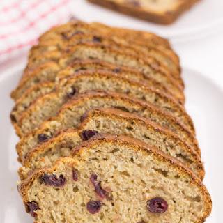 Dried Cranberry Banana Bread Recipes.