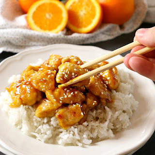 Low Sodium Orange Chicken Recipes.