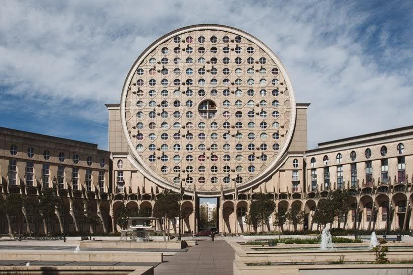 Fantásticas capturas arquitectónicas en Europa