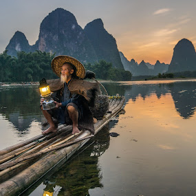 Fisherman by Shalabh Sharma - People Professional People